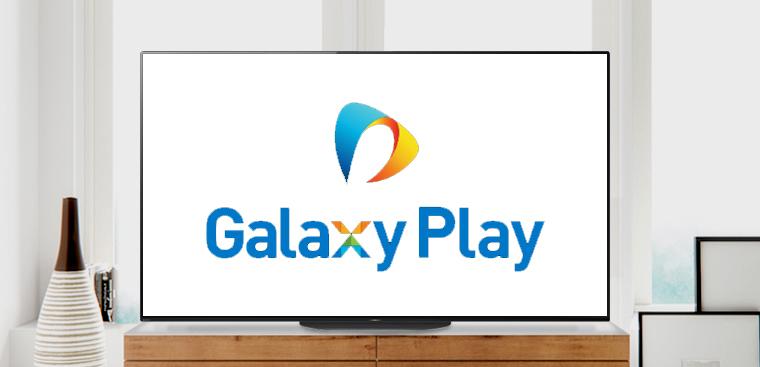 Galaxy Play Logo