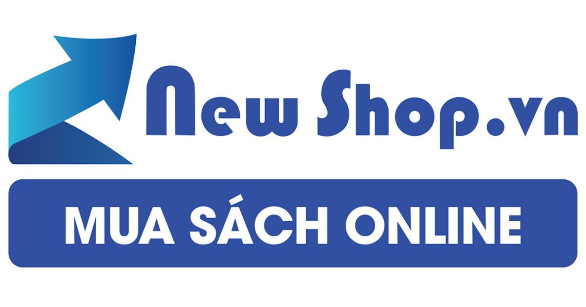 Newshop - nhà sách online Logo