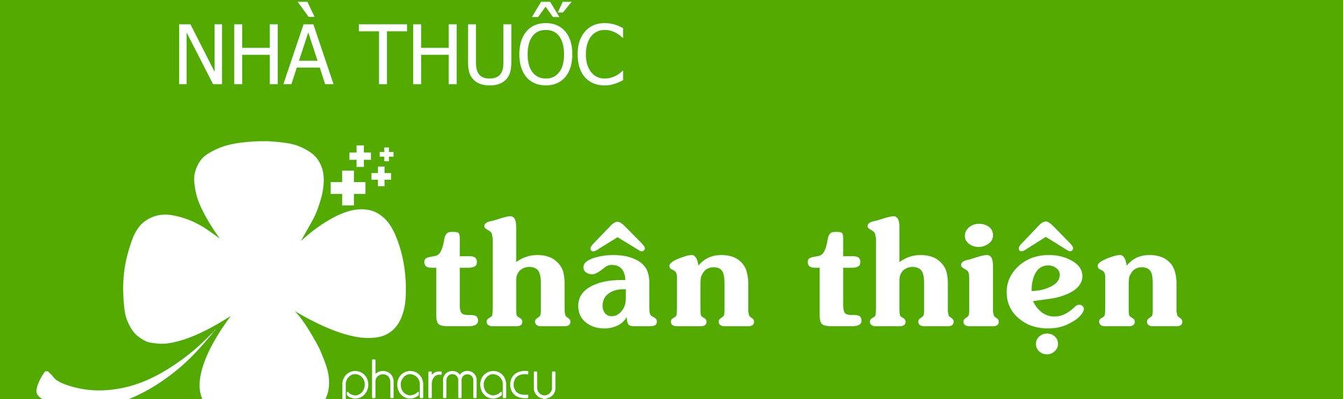 Nhà thuốc thân thiện Logo