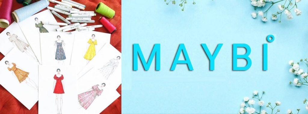 Maybi Logo